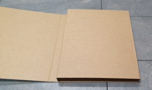 LP MAILER - RECORD MAILER: 20mm High (sold in 25pce pack)