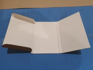Book Mailer A6 15mm (with crush zone) 25pce pack