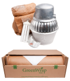 Greenwrap roll and packages