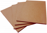 Pads A1-K7: 840x594mm Kraft Brown 7mm Thick Cardboard (8pce pack)