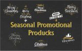 Seasonal Promotion Products