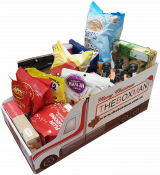 """your logo here"" Hamper Truck (10 pack)"