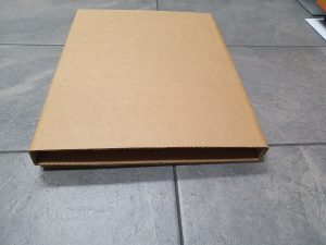 LP MAILER - RECORD MAILER: 12mm High (sold in 25pce pack)