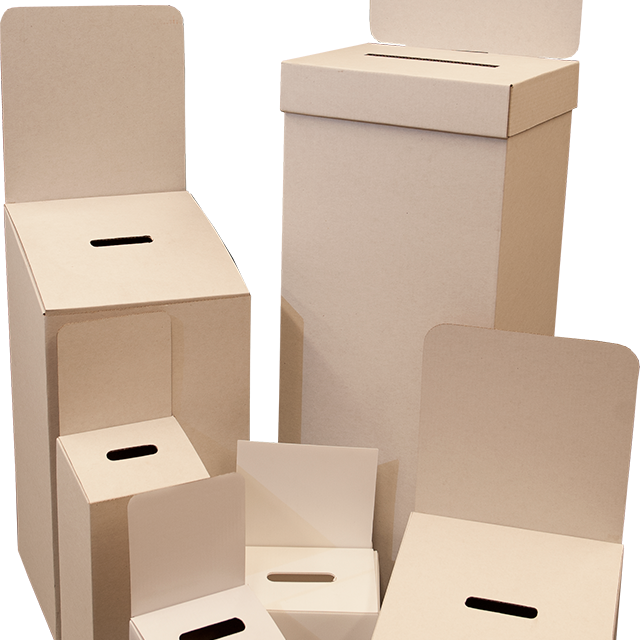 Competition Entry / Ballot Boxes
