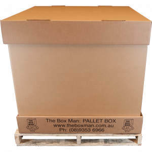 Pallet boxes 1100 square 745 Tall