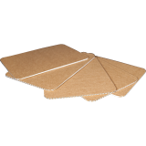 CORRUGATED CARDBOARD PADS A1, A2, A3 & A4 SIZES